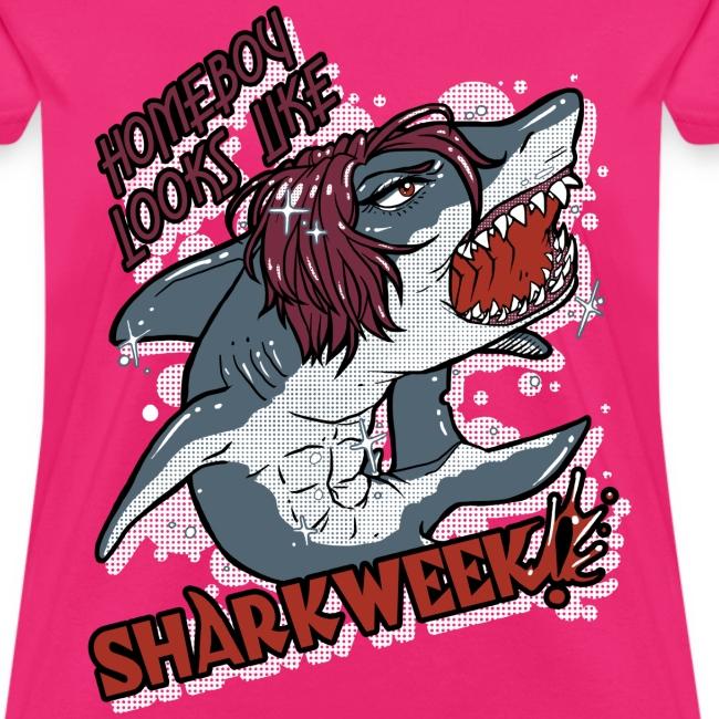 Ladies Shark Week