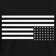 Design ~ Upside Down US Flag T-Shirt