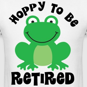 Retired Retirement Gift T-Shirts - Men's T-Shirt