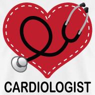 Design ~ Cardiologist Heart Cute Gift T-shirt