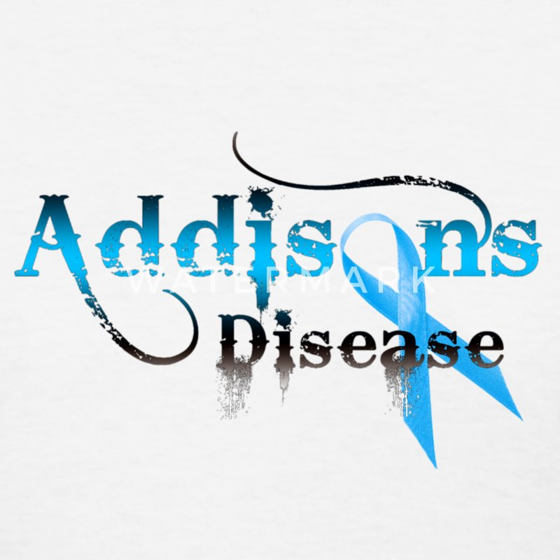Addisons Disease Womens Plain - Women's T-Shirt
