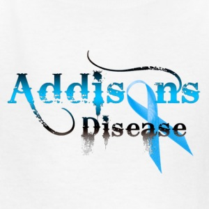 Addisons Disease Kids Plain - Kids' T-Shirt