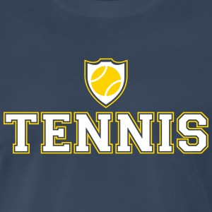 Tennis and shield T-Shirts - Men's Premium T-Shirt