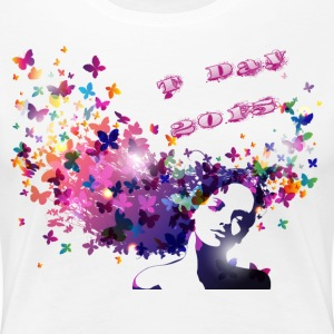 T-Day2015 - Women's Premium T-Shirt