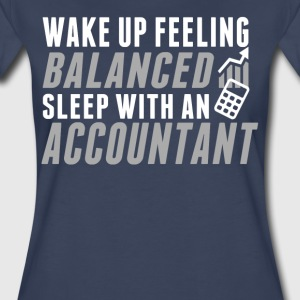 Wake up balanced Women's T-Shirts - Women's Premium T-Shirt
