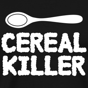 cereal killer T-Shirts - Men's Premium T-Shirt