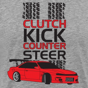 Clutch Kick Drift - Men's Premium T-Shirt