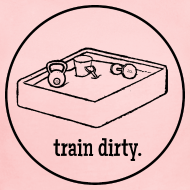 Design ~ Words to Sweat By Train Dirty