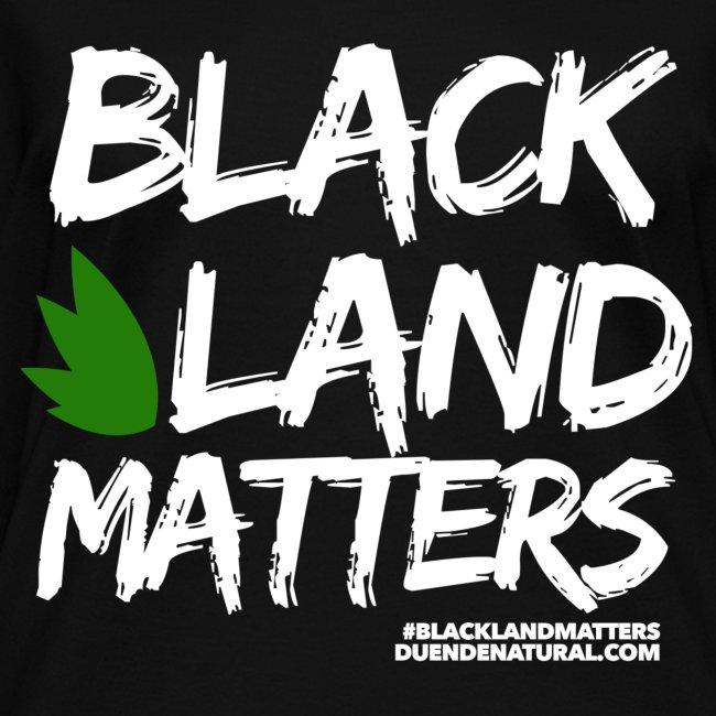 Duende #BlackLandMatters V3 Ladies