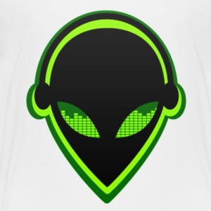 ALIEN DJ - Kids' Premium T-Shirt