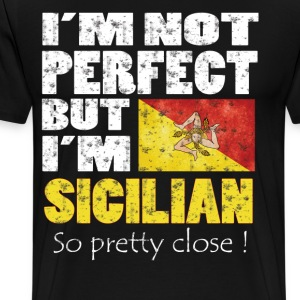 Perfect Sicilian T-Shirts - Men's Premium T-Shirt