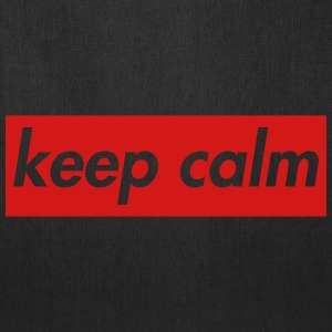 keep calm Bags & backpacks - Tote Bag