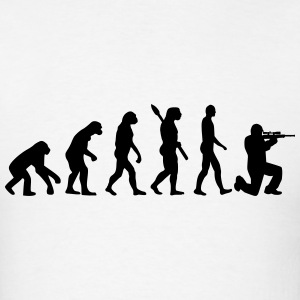 Evolution Airsoft T-Shirts - Men's T-Shirt