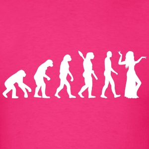 Evolution Belly dance T-Shirts - Men's T-Shirt