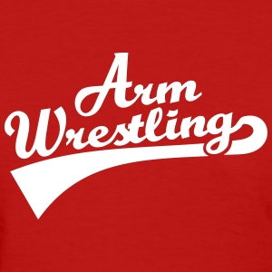 Arm Wrestling Women's T-Shirts - Women's T-Shirt