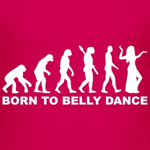 Evolution belly dance Kids' Shirts - Kids' Premium T-Shirt