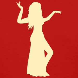 Belly dance Women's T-Shirts - Women's T-Shirt