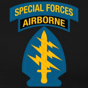 Special Forces Logo T-Shirts - Men's Premium T-Shirt