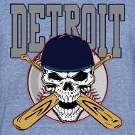 Design ~ Baseball Skull