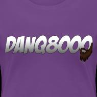 Design ~ DanQ8000 Logo Shirt (May 2015) - Women's
