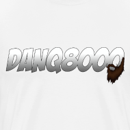 Design ~ DanQ8000 Logo Shirt (May 2015) - Men's