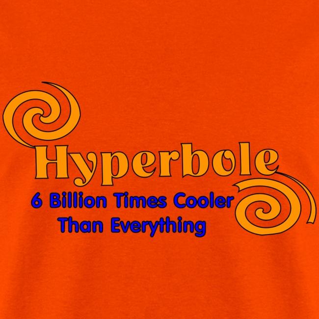 Hyperbole Is...
