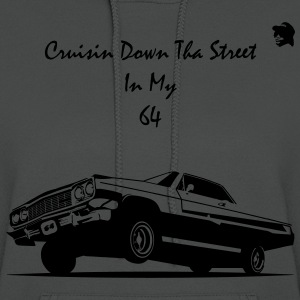 Crusin Down Tha Street In My 64 Hoodies - Women's Hoodie