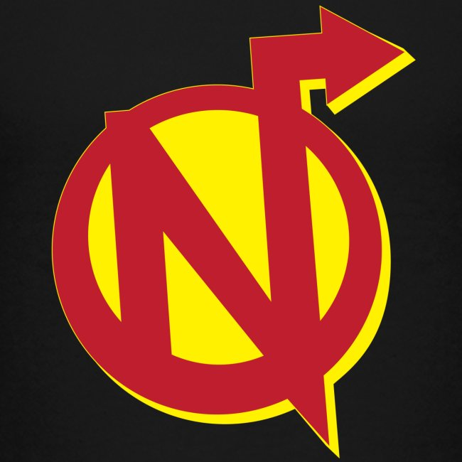 Nerdarchy N Logo Kid's Tee