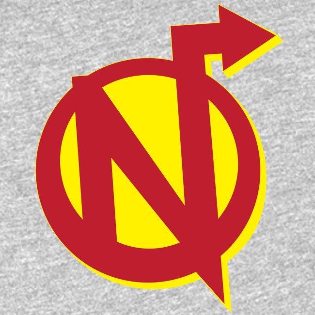 Nerdarchy N Logo Women's Premium Tank Top
