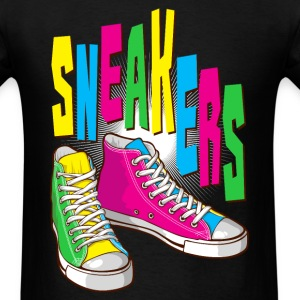 Funky sneakers - Men's T-Shirt