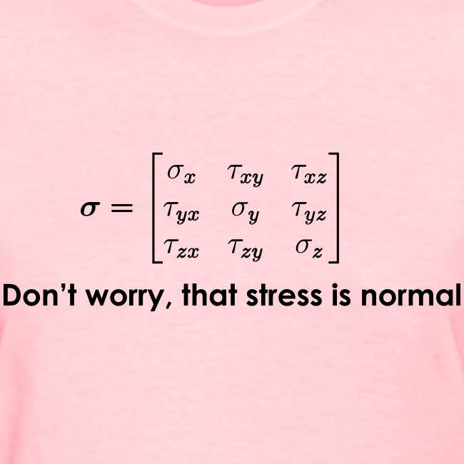 Normal Stress