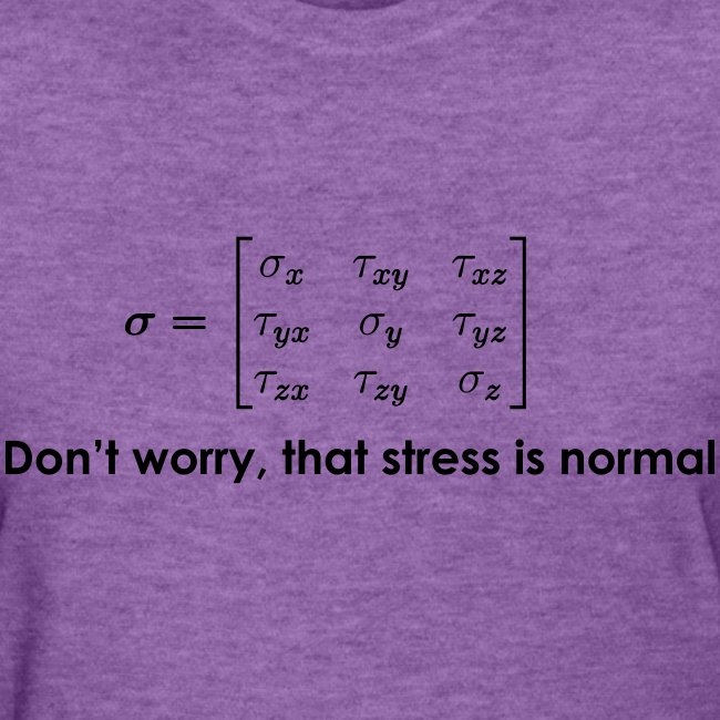 Normal Stress