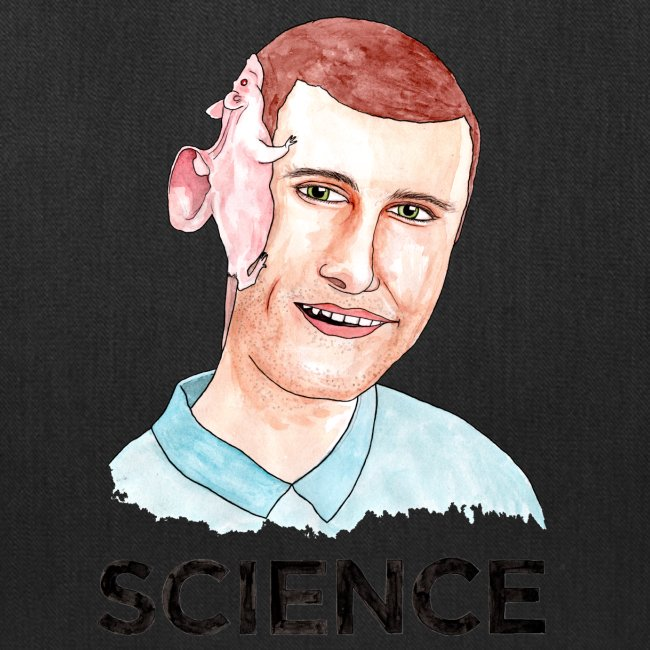 SCIENCE - Tote Bag (Choose Color)