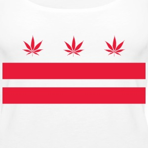 Legalized marijuana Tanks - Women's Premium Tank Top