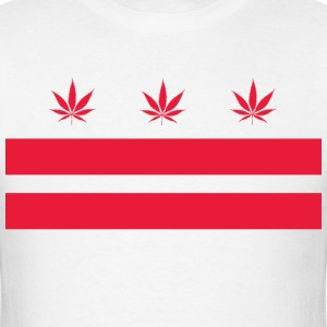 Legalized marijuana T-Shirts - Men's T-Shirt