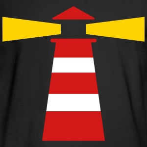 Lighthouse Long Sleeve Shirts - Men's Long Sleeve T-Shirt