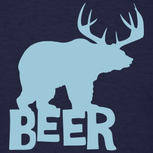 Beer Satire T-Shirts - Men's T-Shirt