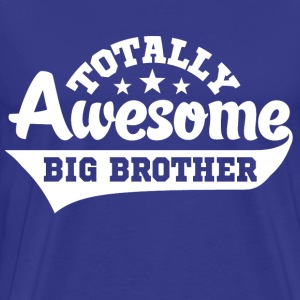 Awesome Big Brother T-Shirts - Men's Premium T-Shirt