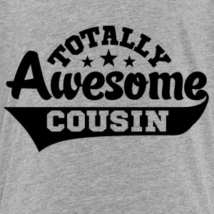 Totally Awesome Cousin Kids' Shirts - Kids' Premium T-Shirt