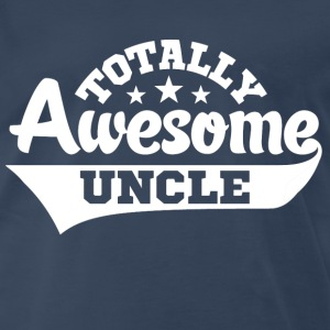 Totally Awesome Uncle T-Shirts - Men's Premium T-Shirt
