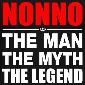 Nonno The Legend T-Shirts - Men's Premium T-Shirt