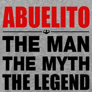 Abuelito The Legend T-Shirts - Men's Premium T-Shirt