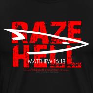 Design ~ RAZE HELL (Multicolor on Black) Version 1