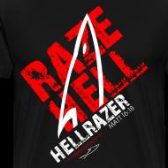 Design ~ RAZE HELL (Multicolor on Black) Version 2