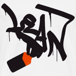 Lean graffiti - Men's Premium T-Shirt