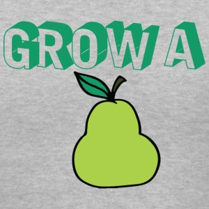 Grow a Pear (Women V-Neck) - Women's V-Neck T-Shirt