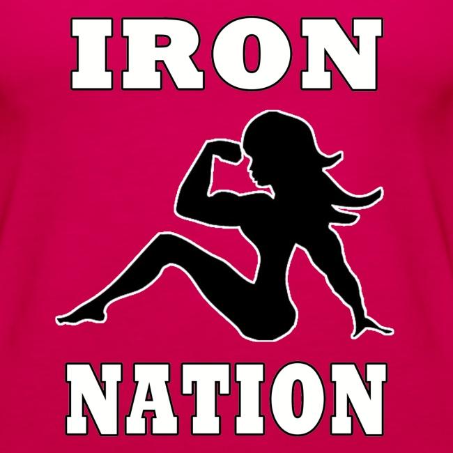 Lady Iron TT