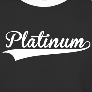 lettermanWhite T-Shirts - Baseball T-Shirt