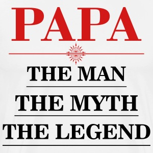The Man The Myth The Legend T-Shirts - Men's Premium T-Shirt