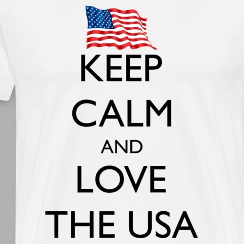 Keep Calm and Love USA